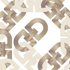 CHAIN(チェーン・ゴールド) /転写紙 ファッショナブル おしゃれ 電子レンジ対応
