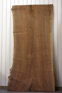 クラロウォールナット 原木一枚板  長さ2170mm 商品番号(L-cwn003)