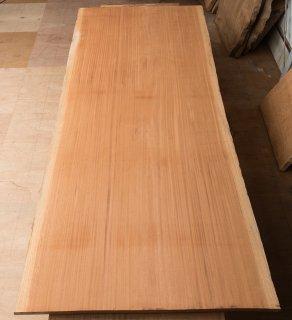 マホガニー 一枚板テーブル材  長さ3300mm 商品番号(L-mhg004)