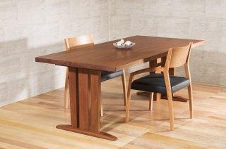 アフリカンマホガニー 一枚板テーブル  長さ1800mm t-mhg057