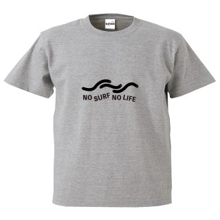 <img class='new_mark_img1' src='https://img.shop-pro.jp/img/new/icons20.gif' style='border:none;display:inline;margin:0px;padding:0px;width:auto;' />NO SURF NO LIFE Wave Tee grey