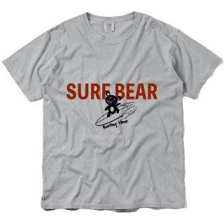 <img class='new_mark_img1' src='https://img.shop-pro.jp/img/new/icons20.gif' style='border:none;display:inline;margin:0px;padding:0px;width:auto;' />SURF BEAR VINTAGE T-SHIRT  VINTAGEGRAY