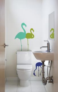 Flamingo (フラミンゴ)Mint/Kiwi/Deepsea