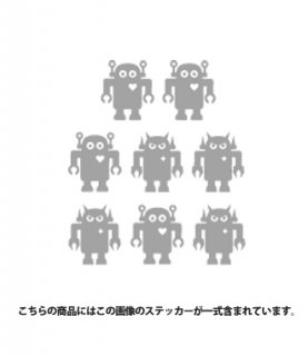 <img class='new_mark_img1' src='https://img.shop-pro.jp/img/new/icons25.gif' style='border:none;display:inline;margin:0px;padding:0px;width:auto;' />Giant Robot, Small (LA発ジャイアントロボット,スモール)Kiwi/Charcoal