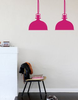 Warehouse Pendant Light (ウェアハウス・ペンダントライト)Raspberry