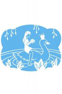 Swan - Large (スワン・ラージ)Sky