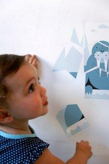 Polar Wall Puzzle Re-Stik (ポーラー・ウォールパズル リスティック)