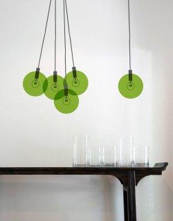 入荷待ち Bubble Light (バブルライト)Charcoal/Farm(green)(お取り寄せ予約商品)