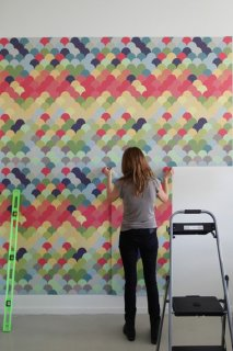 FISHWALL Pattern Wall tiles(ウォールタイル)