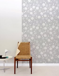 PSYCHEDELIC GARDEN Pattern Wall tiles(ガーデンウォールタイル)Concreate