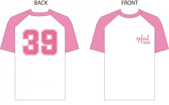 Tシャツ (Acoustic Tour 2016 〜39〜)<img class='new_mark_img2' src='https://img.shop-pro.jp/img/new/icons35.gif' style='border:none;display:inline;margin:0px;padding:0px;width:auto;' />
