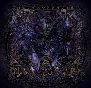 JILUKA フルアルバム<br>『Metamorphose』初回限定盤