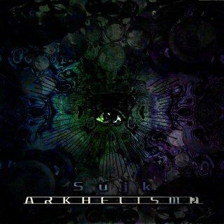 Sujk アルバム<br>『ARKHELISM2』