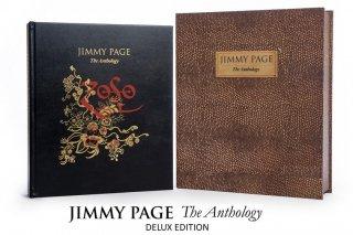 『ジミー・ペイジ・アンソロジー』輸入豪華写真集 デラックス・エディション