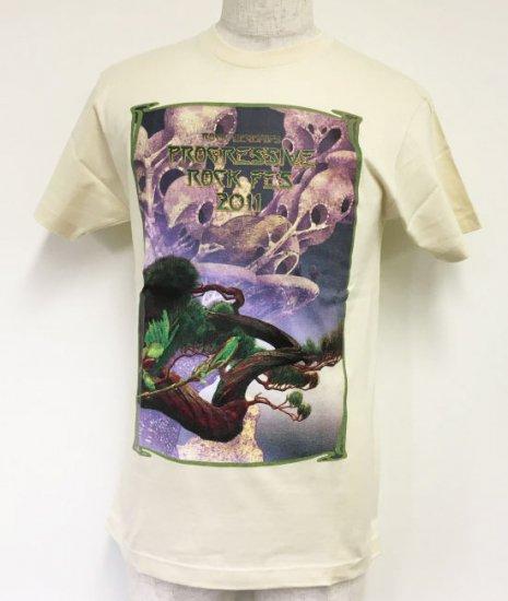 PROGRESSIVE ROCK FES <br>2011 Tシャツ