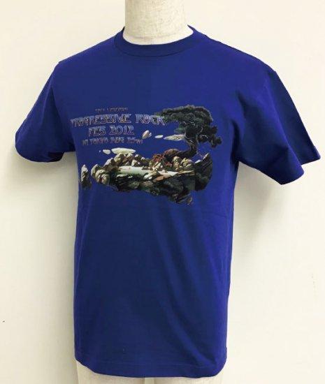 PROGRESSIVE ROCK FES <br>2012 Tシャツ