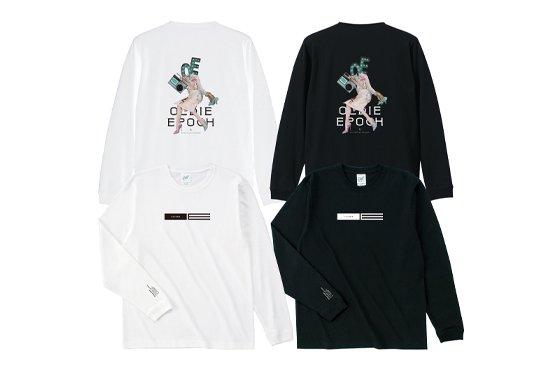 近藤晃央<br>OLDIE EPOCH ロングスリーブTシャツ