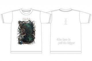 JILUKA<br>Ignite Tシャツ WHITE<br>