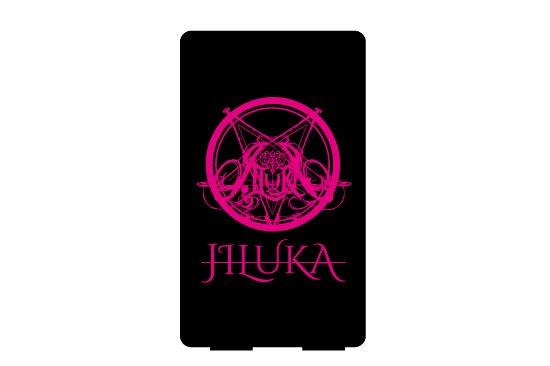 JILUKA<br>モバイルバッテリー(PINK)