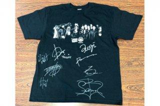 Leatspeak monsters x JILUKA:SPECIALコラボ企画 Tシャツ<br>※全メンバー8名のサイン入り