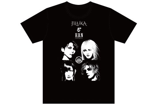 JILUKA<br>HBN2021 Tシャツ<img class='new_mark_img2' src='https://img.shop-pro.jp/img/new/icons1.gif' style='border:none;display:inline;margin:0px;padding:0px;width:auto;' />