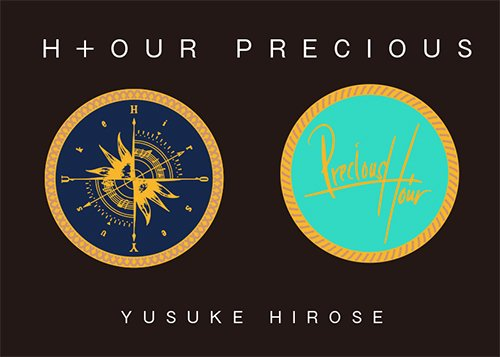 H+our #03 Precious ピンズセット(廣瀬友祐)<img class='new_mark_img2' src='https://img.shop-pro.jp/img/new/icons15.gif' style='border:none;display:inline;margin:0px;padding:0px;width:auto;' />
