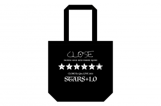 CLOSE<br>[STARS+1.0] トートバッグ