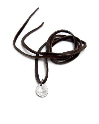 deerskin coin charm-ブラウン<br>LLN-004BR(ネコポスOK)<br>