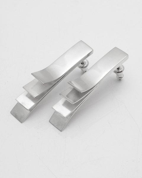 INO. 2021 collection<br> silver  pierce INO-005<br>