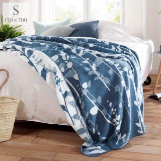 綿混毛布|Eucalyptus|Blue