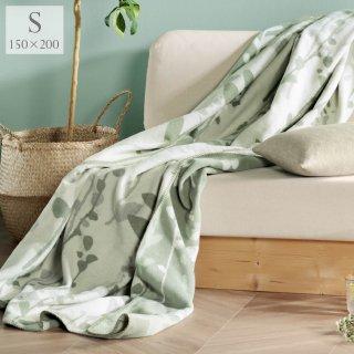 綿混毛布|Eucalyptus|Green