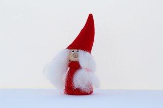 サンタのお手伝い妖精