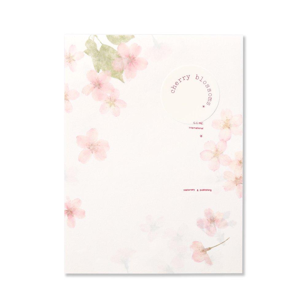 便箋 ピュアナチュラル桜