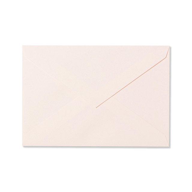 カラー封筒 洋1 5枚 ペールピンク