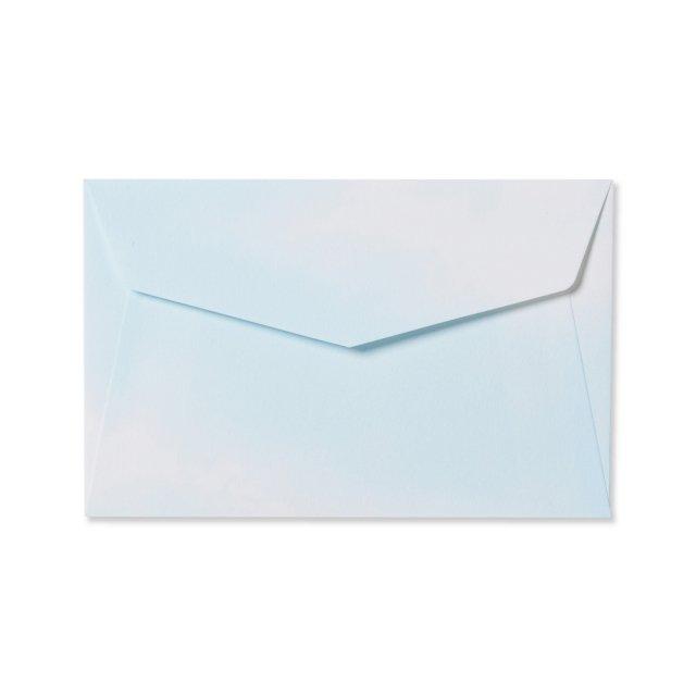 ミニメッセージカード用封筒 空