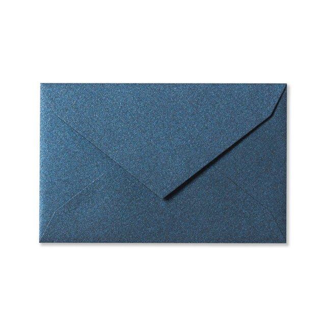 ミニメッセージカード用封筒 スターネイビー