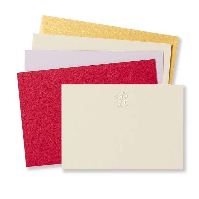 イニシャル カードセット R