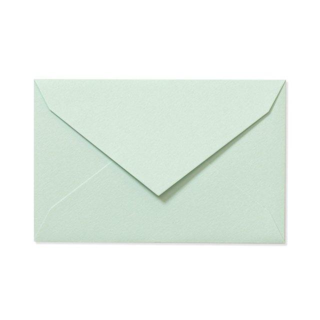 ミニメッセージカード用封筒 ミントB