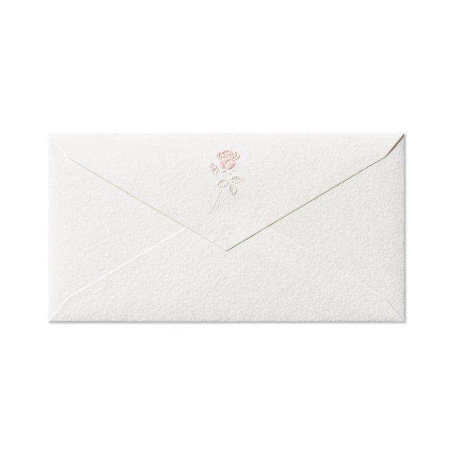 封筒 ローズタンドル