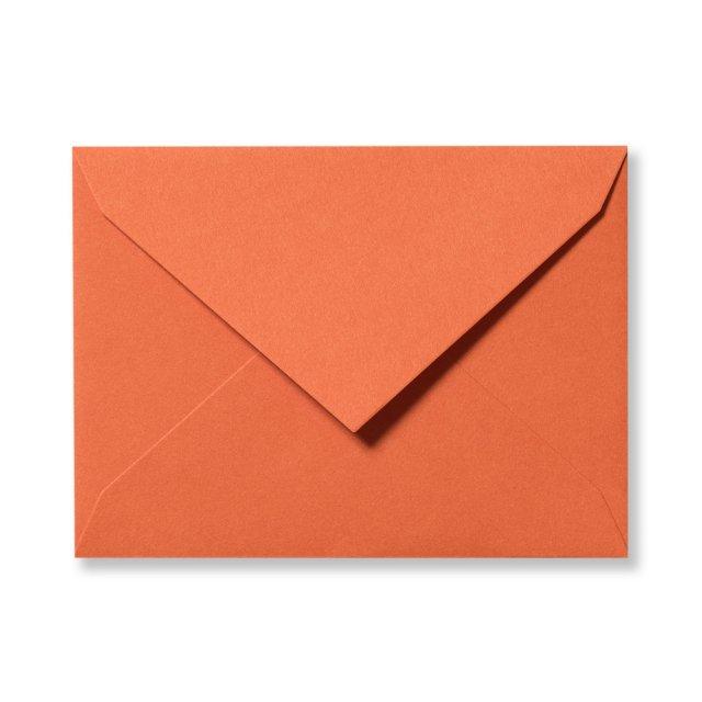 ふみ揃え封筒 オレンジ