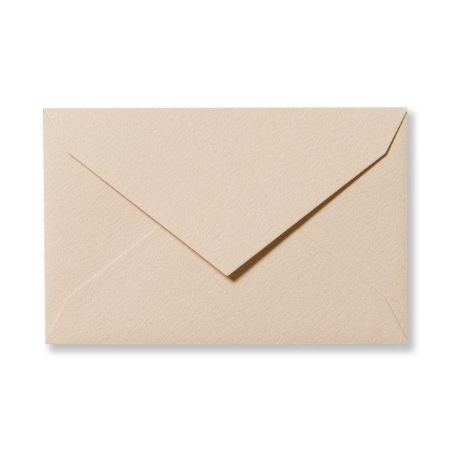 ミニメッセージカード用封筒 アイボリー