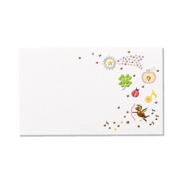 ミニメッセージカード プレジール ポルト ボヌール