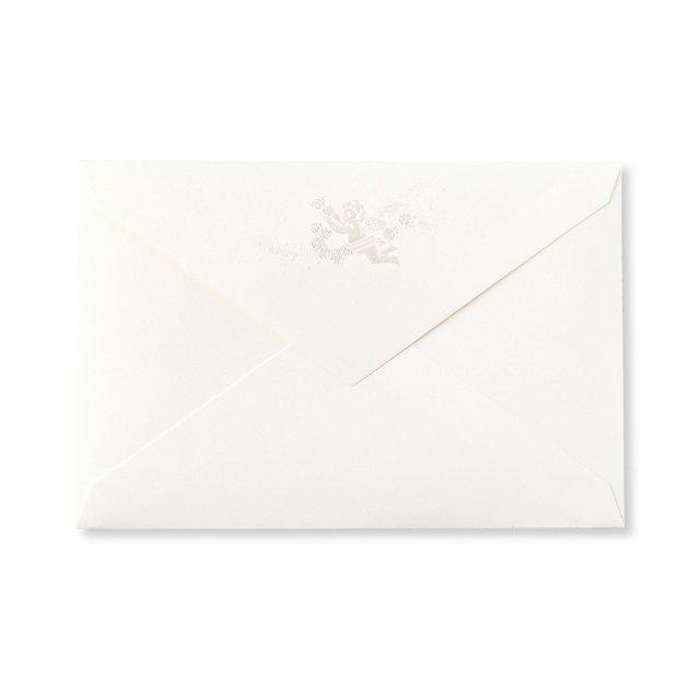 封筒 天使