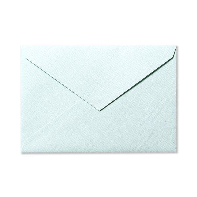 カラー封筒 洋1 5枚 ペールミント