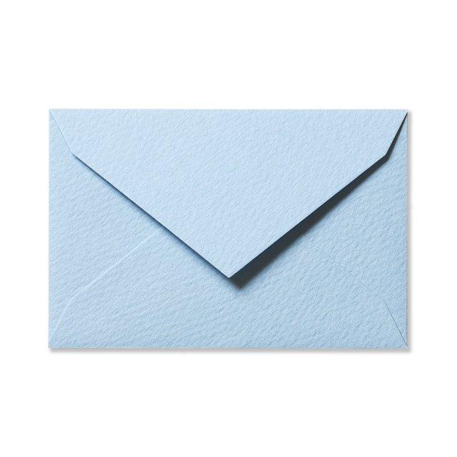 ミニメッセージカード用封筒 スカイブルー