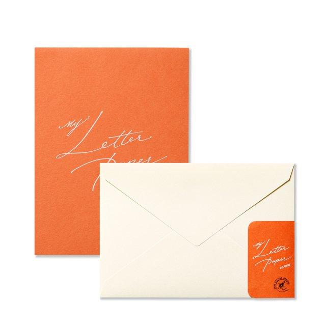 My Letter Paper 便箋/封筒セット