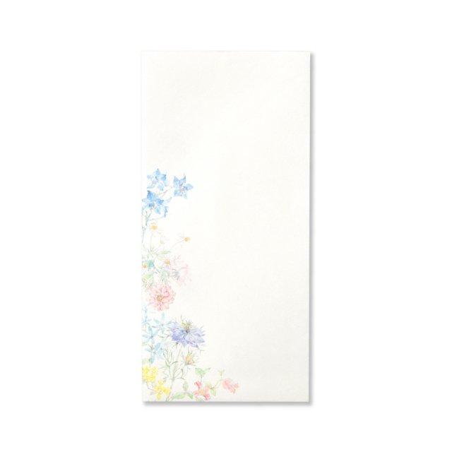 紙司撰 封筒 イングリッシュガーデン イン ザ モーニング サン