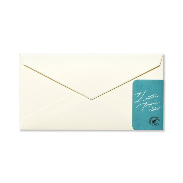 封筒 My Letter Paper silver