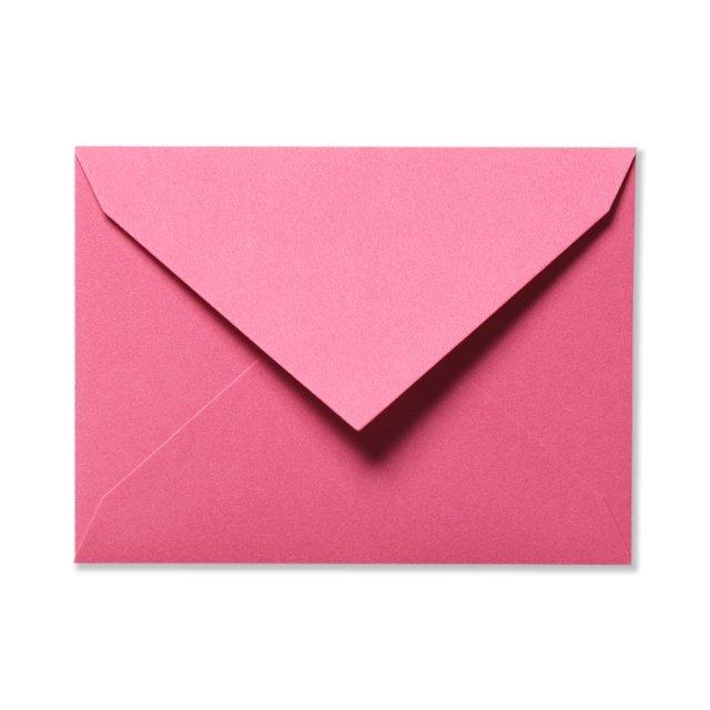 ふみ揃え封筒 チェリーピンク