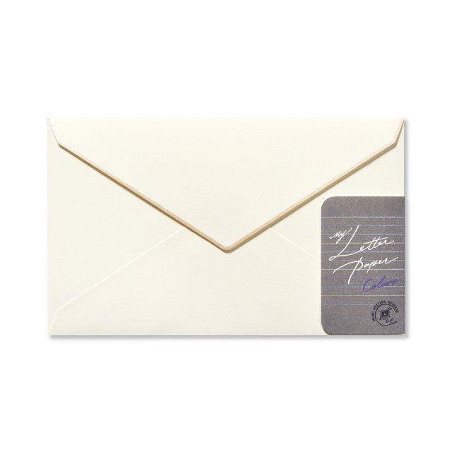 封筒 My Letter Paper colors